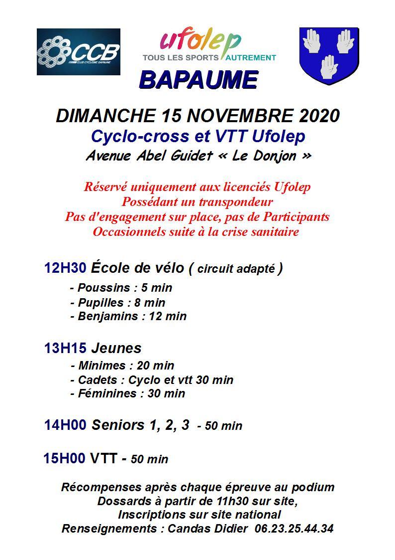 Calendrier Cyclotourisme 2021 Nord Pas De Calais Cyclisme UFOLEP 59/62